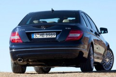 Mercedes C class sedan photo image 13