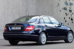 Mercedes C class sedan photo image 12