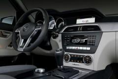 Mercedes C klases sedana foto attēls 6