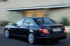 Mercedes C class sedan photo image 14