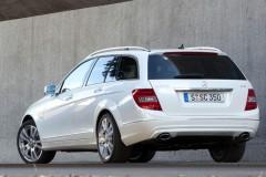 Mercedes C klases universāla foto attēls 12