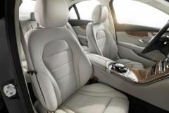 Mercedes C klases sedana foto attēls 18