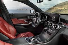 Mercedes C klases sedana foto attēls 19