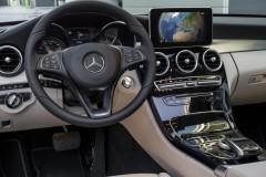 Mercedes C klases sedana foto attēls 7