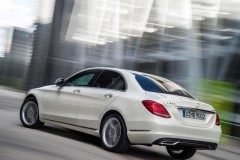 Mercedes C klases sedana foto attēls 12