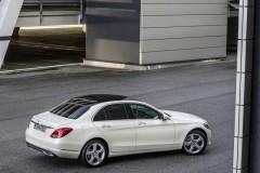 Mercedes C klases sedana foto attēls 13