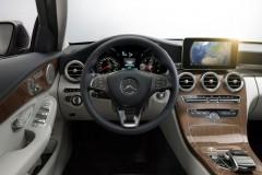 Mercedes C klases sedana foto attēls 14