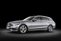 Mercedes C class estate car photo image 12