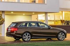 Mercedes C class estate car photo image 10