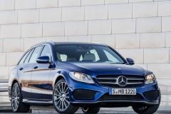 Mercedes C class estate car photo image 18