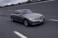 Mercedes CL kupejas foto attēls 11