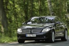 Mercedes CL kupejas foto attēls 2