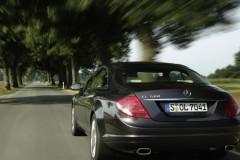 Mercedes CL kupejas foto attēls 9