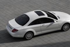 Mercedes CL kupejas foto attēls 10
