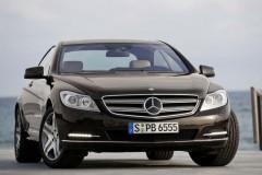 Mercedes CL kupejas foto attēls 8