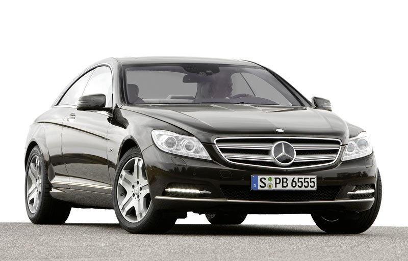 Mercedes CL 2010 foto attēls