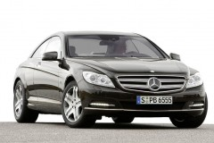 Mercedes CL kupejas foto attēls 6