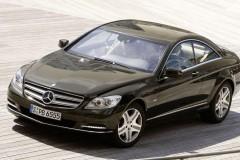Mercedes CL kupejas foto attēls 4
