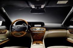 Mercedes CL kupejas foto attēls 3