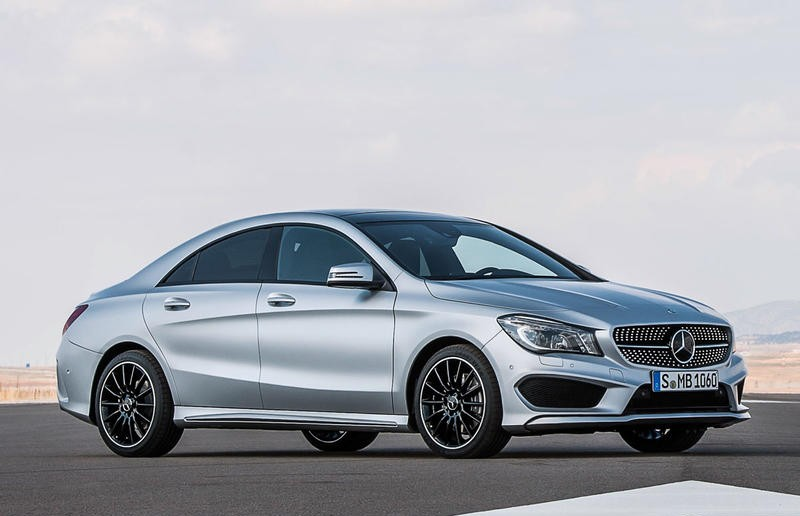 Mercedes CLA 2013 photo image