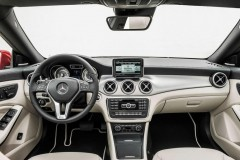 Mercedes CLA coupe photo image 18