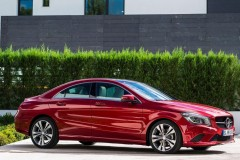 Mercedes CLA coupe photo image 17