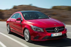 Mercedes CLA coupe photo image 21