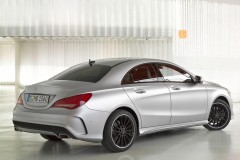 Mercedes CLA coupe photo image 15