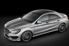 Mercedes CLA coupe photo image 5