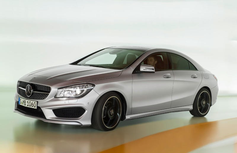 Mercedes CLA reviews technical data, prices