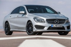 Mercedes CLA coupe photo image 8