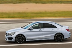 Mercedes CLA coupe photo image 9