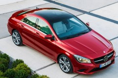 Mercedes CLA coupe photo image 10
