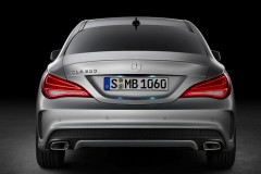 Mercedes CLA coupe photo image 12