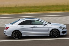 Mercedes CLA coupe photo image 13