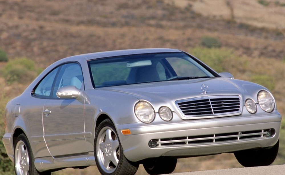 Mercedes Clk Coupe 1999 2002 Reviews Technical Data Prices