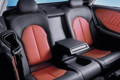 Mercedes CLK kupejas foto attēls 4