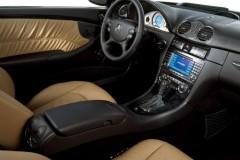 Mercedes CLK kabrioleta foto attēls 8