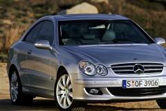 Mercedes CLK kupejas foto attēls 1