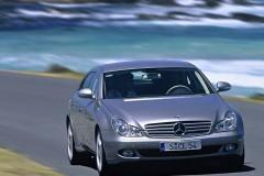 Mercedes CLS kupejas foto attēls 12