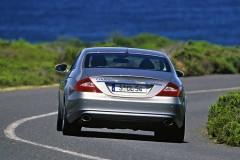 Mercedes CLS kupejas foto attēls 2
