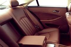 Mercedes CLS kupejas foto attēls 4