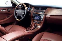 Mercedes CLS kupejas foto attēls 6