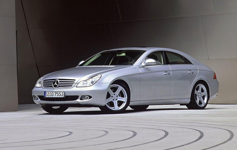 Mercedes CLS 2004 foto attēls