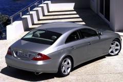 Mercedes CLS kupejas foto attēls 9
