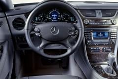 Mercedes CLS kupejas foto attēls 10