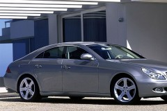 Mercedes CLS kupejas foto attēls 1