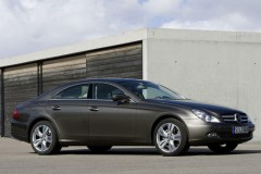 Mercedes CLS coupe photo image 2