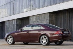 Mercedes CLS coupe photo image 5