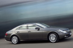 Mercedes CLS coupe photo image 6